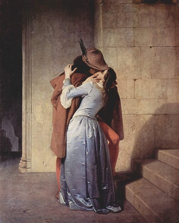 novela_romantica-Francesco_Hayez_
