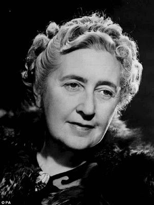 Novelist-Agatha-Christie