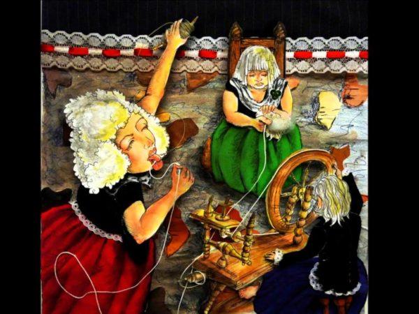 historias-navidenas-rumpelstiltskin-hermanos-grinn-ilustracion