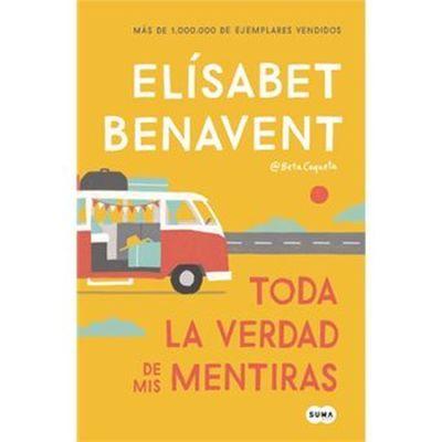 libros-mas-vendidos-toda-la-verdad-de-mis-mentiras-elisabeth-fnac