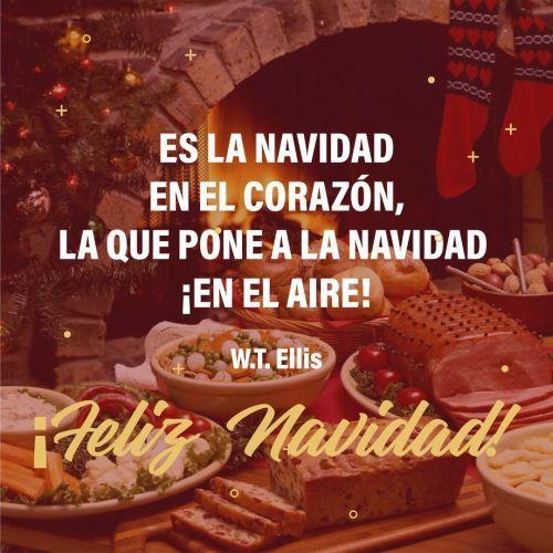 Frase de Navidad de W.T Ellis