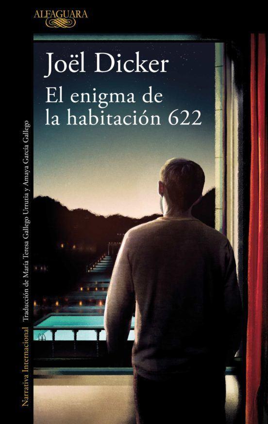 libros recomendados joel diker El enigma de la habitación 622