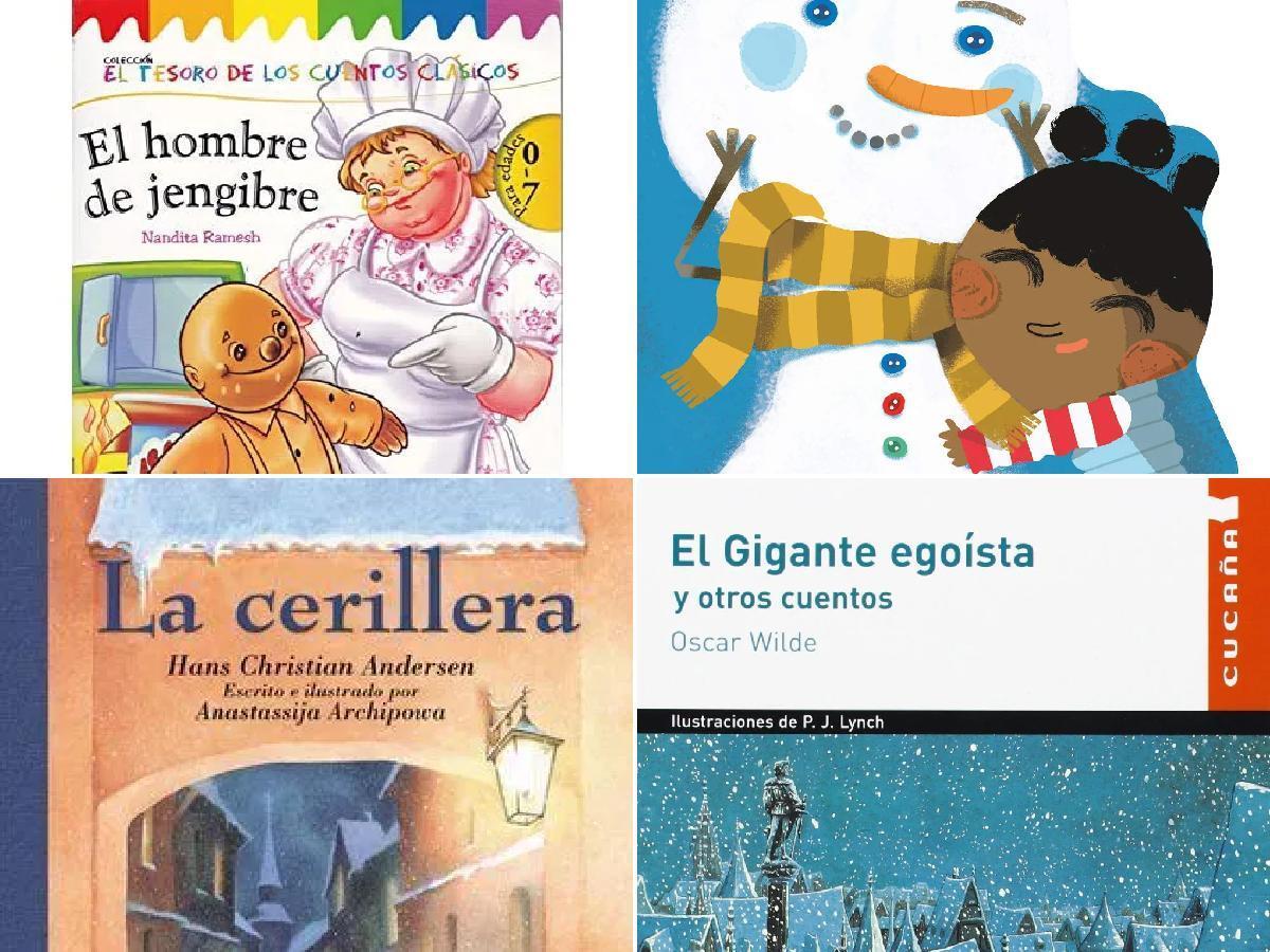 cuentos de navidad para niños 2020