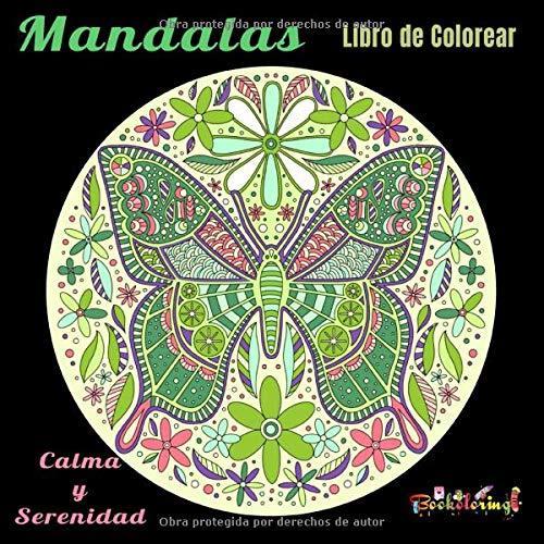 los-mejores-libros-de-mandalas-Mandalas-calma y serenidad