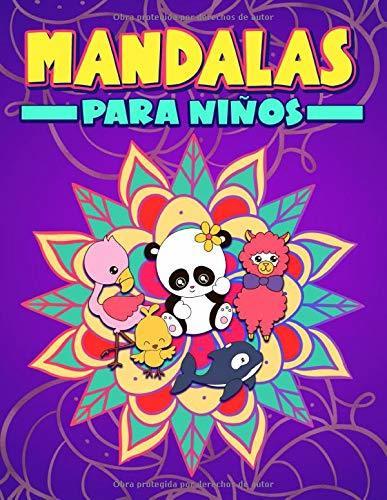 los-mejores-libros-de-mandalas-Mandalas para niños