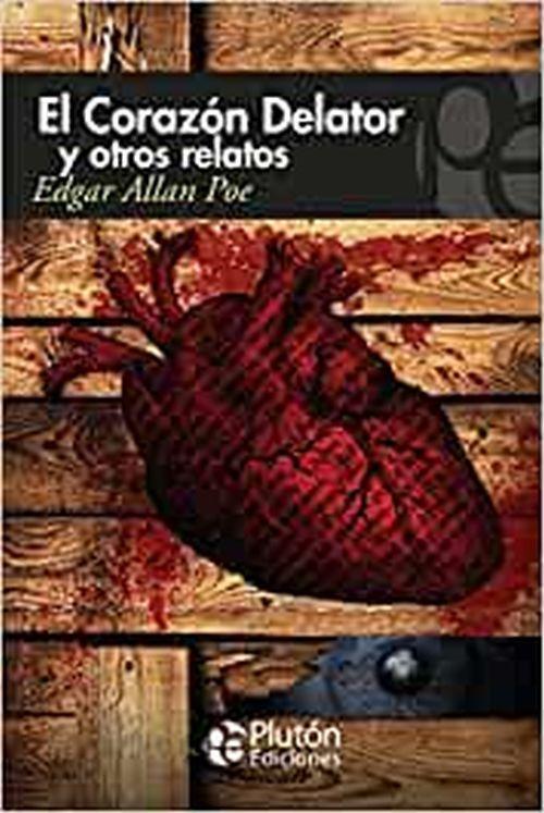 Libro El corazón delator Allan Poe