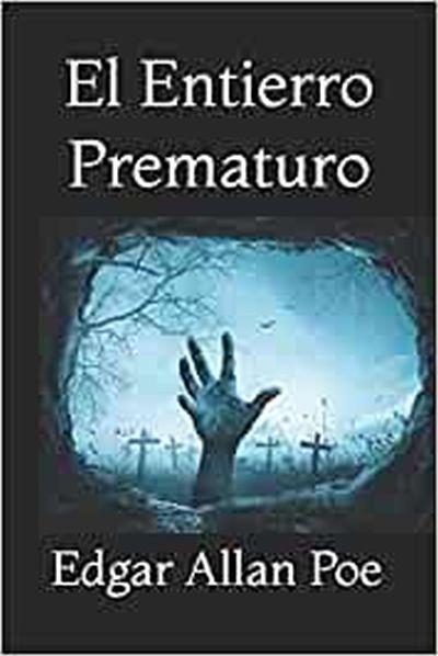 LIbro El entierro prematuro Allan Poe