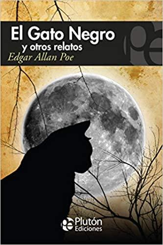 Libro El Gato Negro de Allan Poe