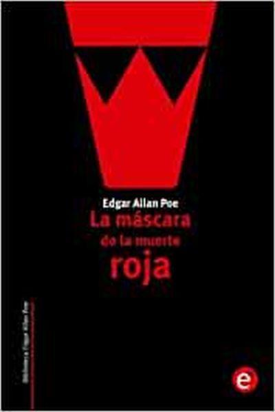 LIbro La máscara de la muerte roja Allan Poe