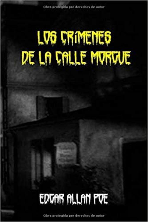 Libro Los crímenes de la calle Morgue Allan Poe