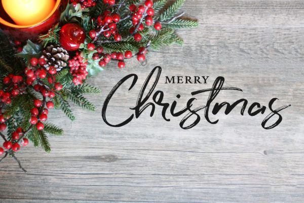 Mensajes de Navidad 2020 2021 para mandar merry christmas acebo