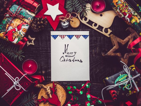 Mensajes de Navidad 2020 2021 para mandar merry christmas regalos