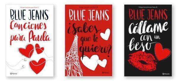 Todos los libros de Blue Jeans