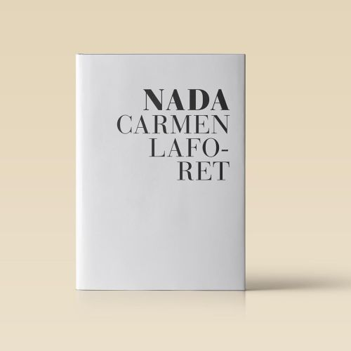 Nada, libro de Carmen Laforet