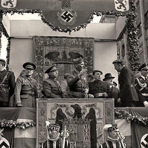 Franco y fascismo