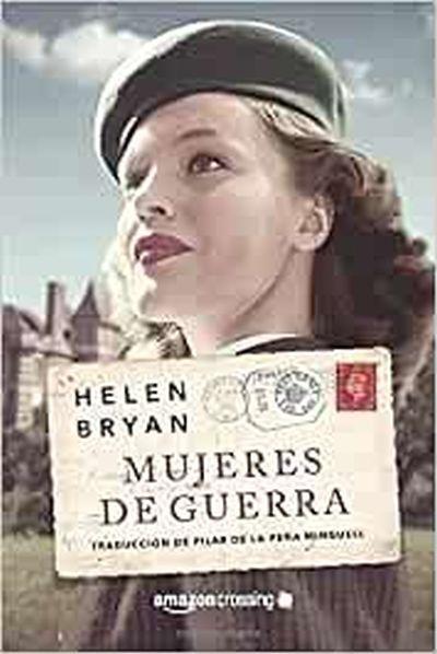 Libro Mujeres de guerra