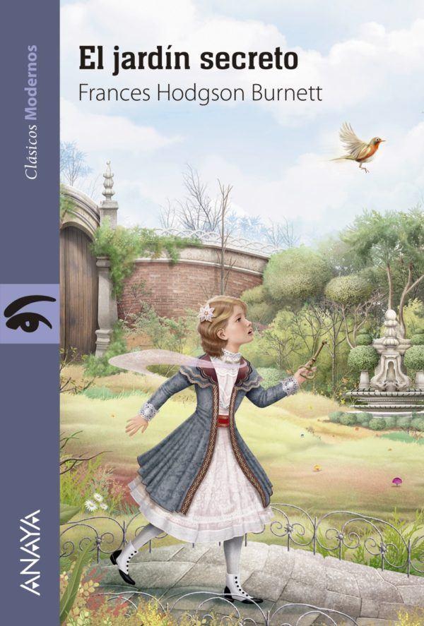 Mejores libros para jovenes El jardín secreto