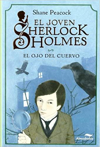 Mejores libros para jovenes El ojo del cuervo