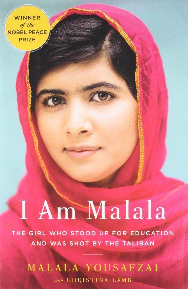 Mejores libros para jovenes Yo soy Malala