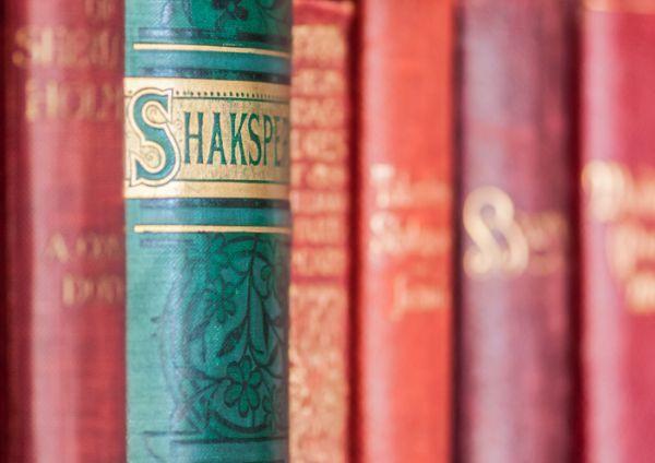 Libro Shaskespeare
