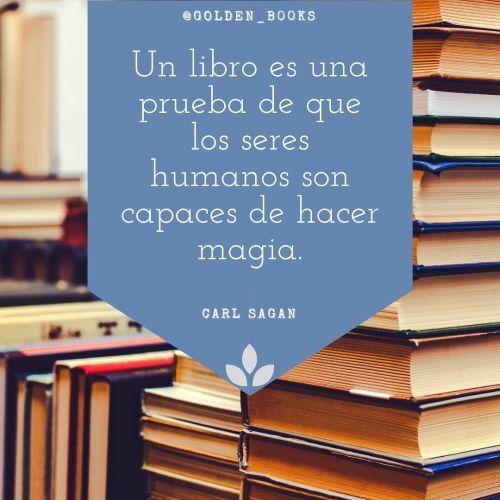 Un libro es una prueba