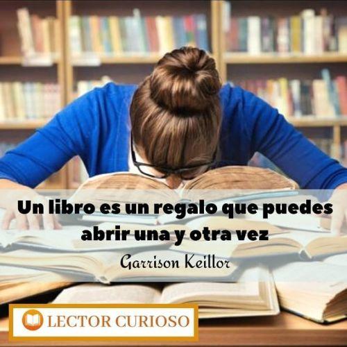 Un libro es un regalo