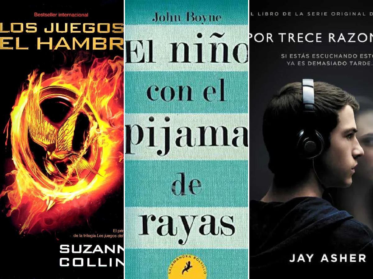 Los 50 mejores libros juveniles 2021