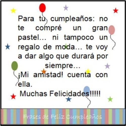 Feliz cumpleaños con globos y estrellas