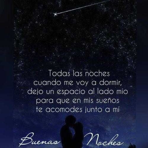 Buenas noches enamoradas