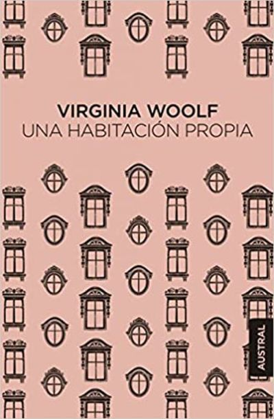 Libro feminista Virginia Woolf