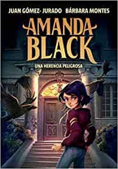 Amanda Black, libro