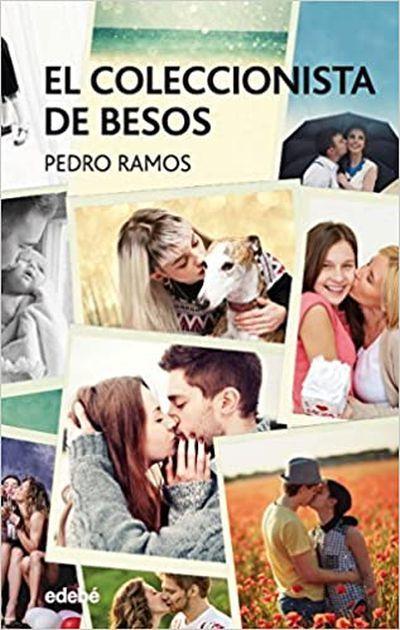 El coleccionista de besos, libro