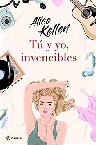 Tú y yo invencibles. Libro