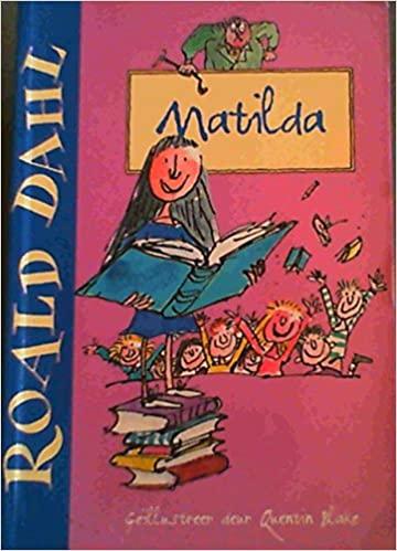 """Matilda"" libro infantil"