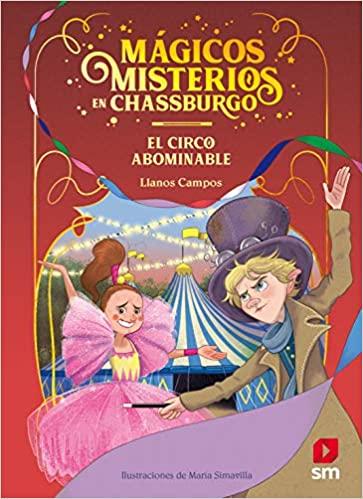 """El circo abominable"", libro infantil"