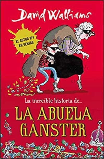 """""""La abuela gangster"""", libro infantil"""
