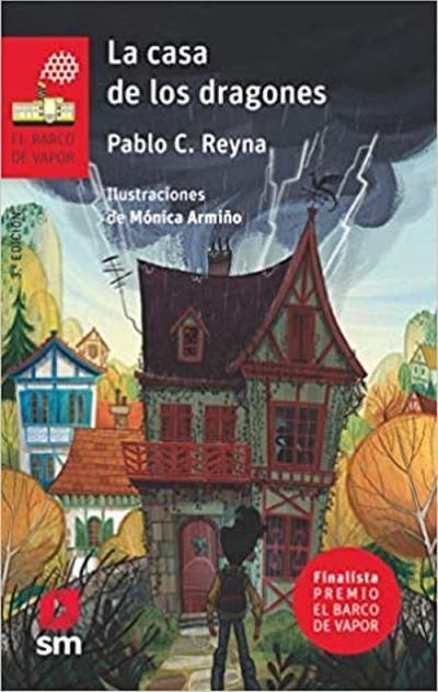 """""""La casa de los dragones"""", libro infantil"""
