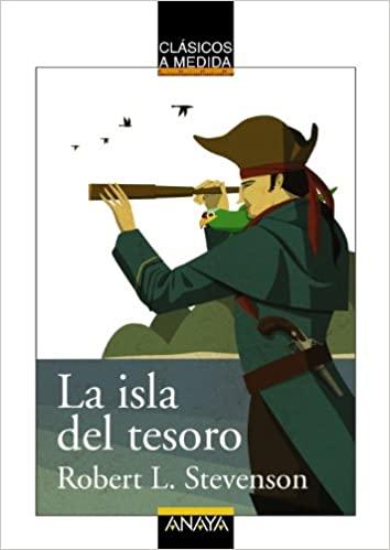 """""""La isla del tesoro"""", libro infantil"""