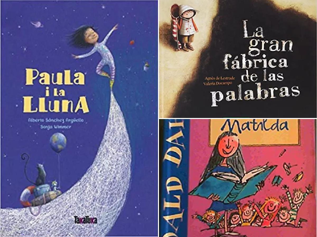 Los 10 libros más recomendados para niños de 8 a 10 años en 2021