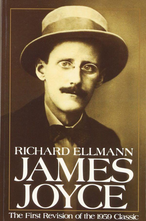 Mejores biografias escritores 2021 James Joyce, de Richard Ellmann