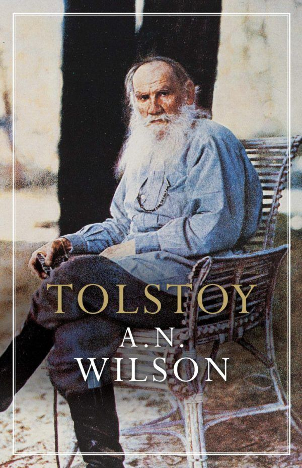 Mejores biografias escritores 2021 Tolstoi de A.N. Wilson