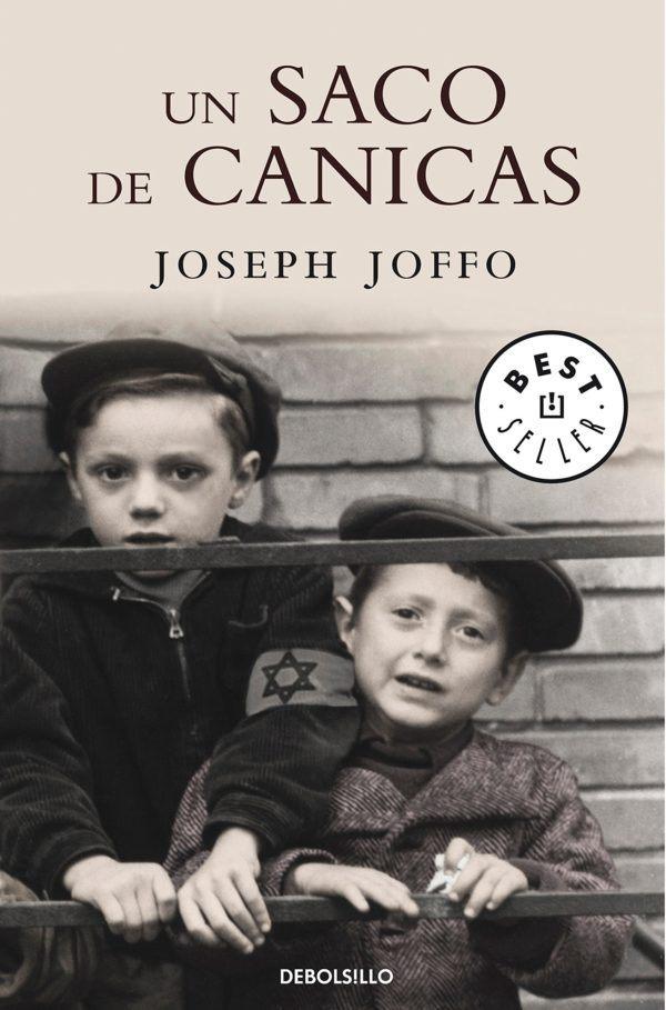 Mejores biografias escritores 2021 Un saco de canicas de Joseph Joffo
