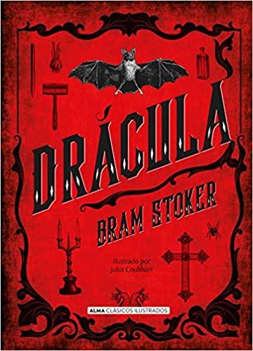 """""""Drácula"""", libros"""