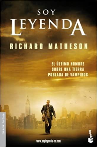"""""""Soy leyenda"""", libro"""