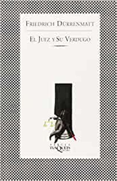 """Novela """"Juez y verdugo"""""""