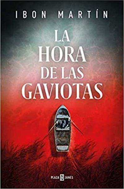 """Novela """"La hora de la gaviota"""""""