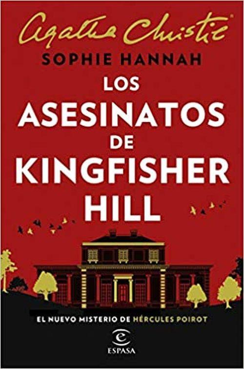"""Novela """"Los asesinatos de Kingfisher Hill"""""""