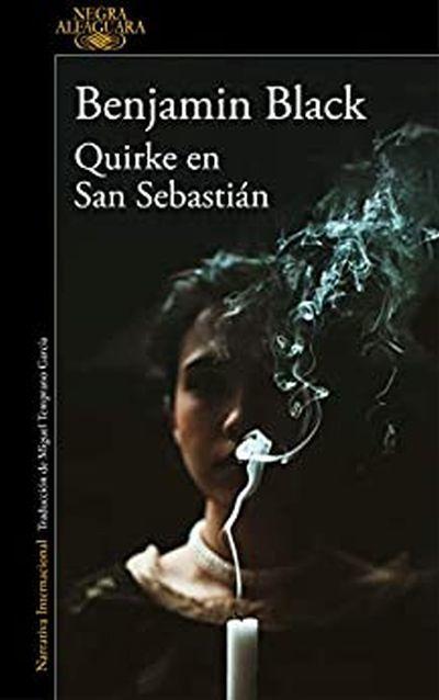 """Novela """"Quirke en San Sebastián"""""""