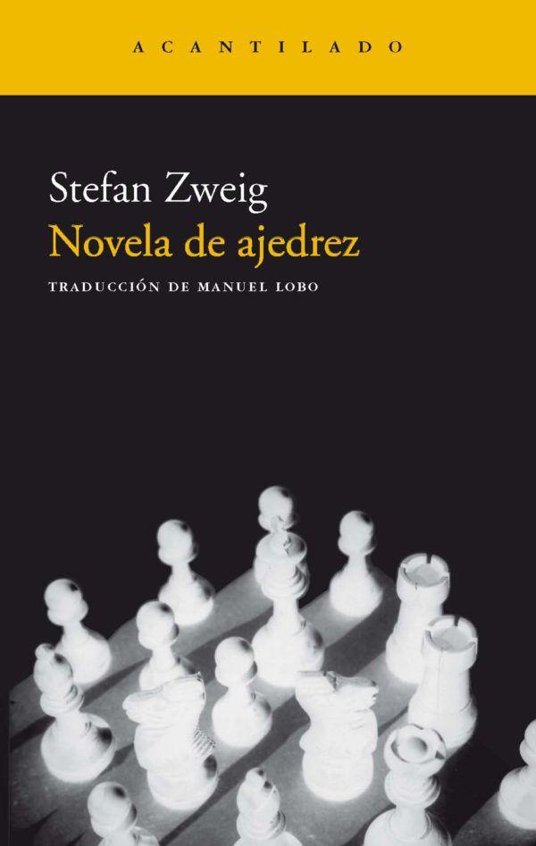Libros interesantes para leer rapido Novela de ajedrez