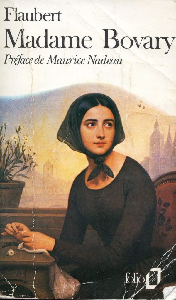 Libros romanticos recomendados madame bovary